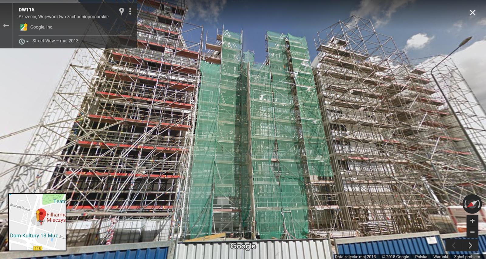 Blog Google Polska Nowe Zdjecia Street View Z Polskich Miast