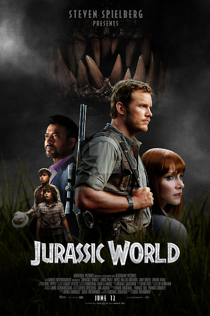 Download Film Jurassic World (2015) BluRay 720p Subtitle Indonesia