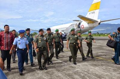 Panglima TNI Ancam Pecat Prajurit Pakai Narkoba