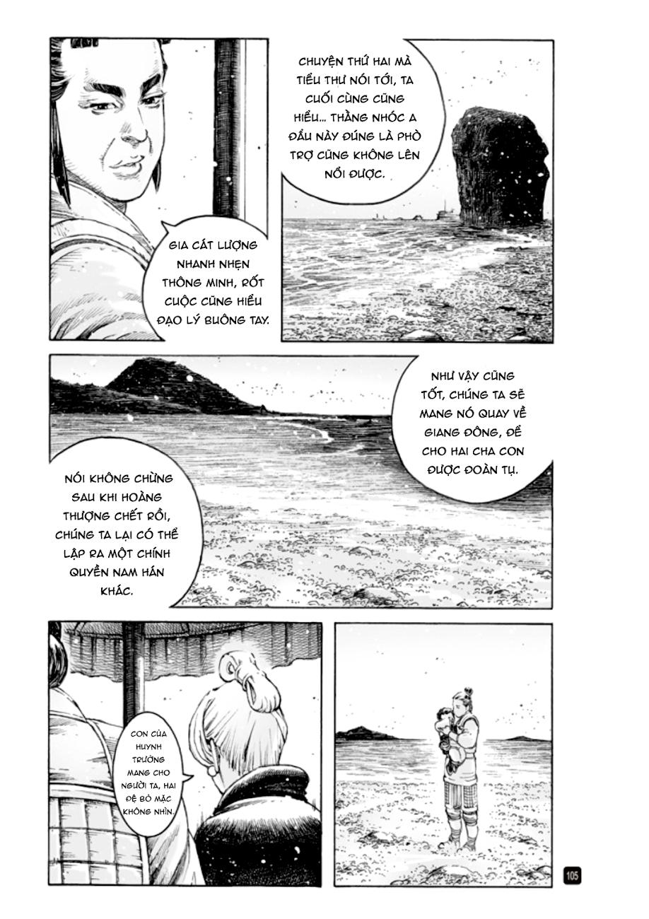Hỏa phụng liêu nguyên Chương 515: Phòng bất thắng phòng trang 5