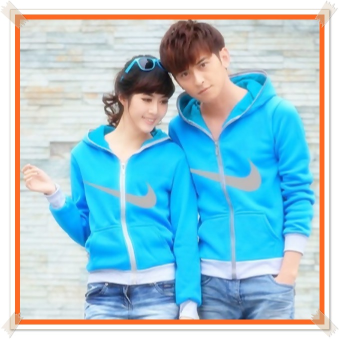 jaket couple nike