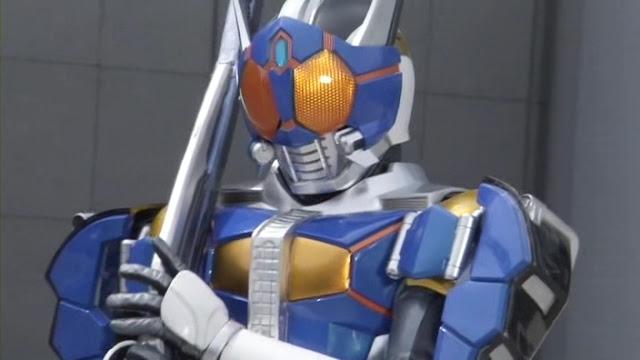 仮面ライダー: Kamen Rider Den-O (仮面ライダー電王) Rod Form