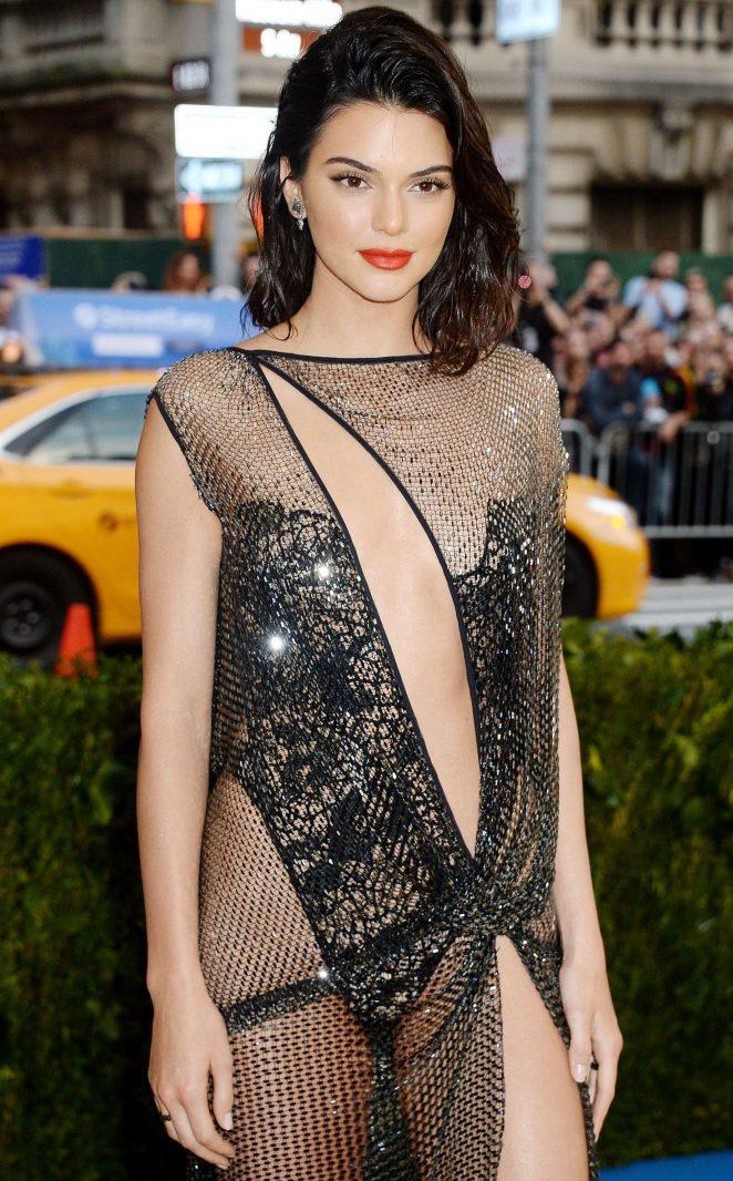 Kendall Jenner Hair 2017