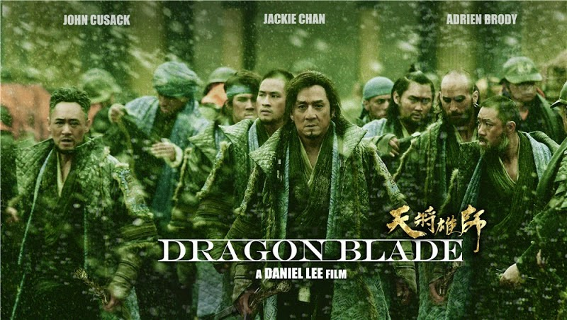 Dragon Blade 2015 Full Movie Watch Online Free - HD Download