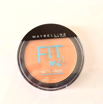 po fit me maybelline resenha