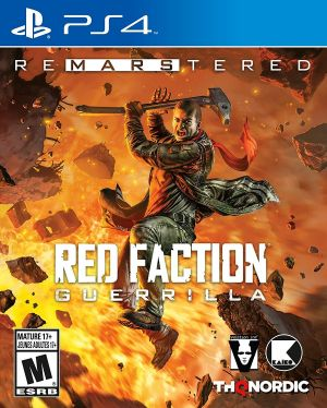 Red Faction Guerrilla Re Mars Tered Arabic
