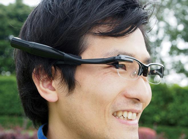 a81c5d1dc Google pode estar encantando o mundo com suas especificações de vidro  Google computação vestível, mas isso parece só inspirar Olympus a trabalhar  mais.
