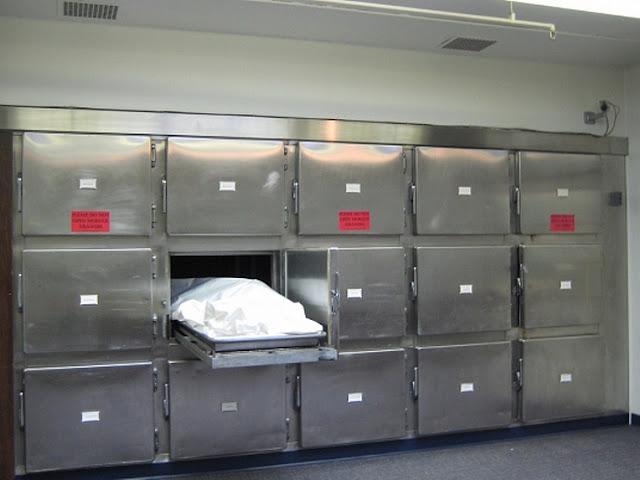 В Башкирии в морге уже длительное время не работают холодильники