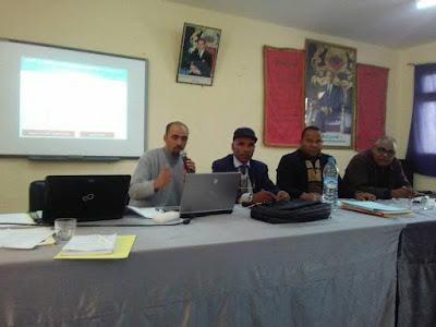 الريصاني : لقاء تواصلي موسع لتنزيل المشاريع المندمجة للرؤية الإستراتيجية 2015/2030 داخل المؤسسات التعليمية