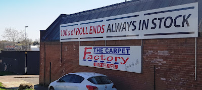 The Carpet Factory shop in Middleton
