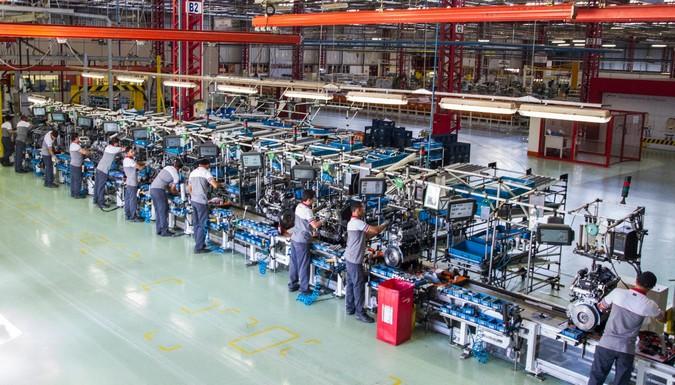 FPT Industrial supera a marca de 500 mil motores produzidos na América do Sul