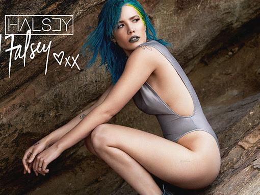 Halsey x M.A.C Future Foward.