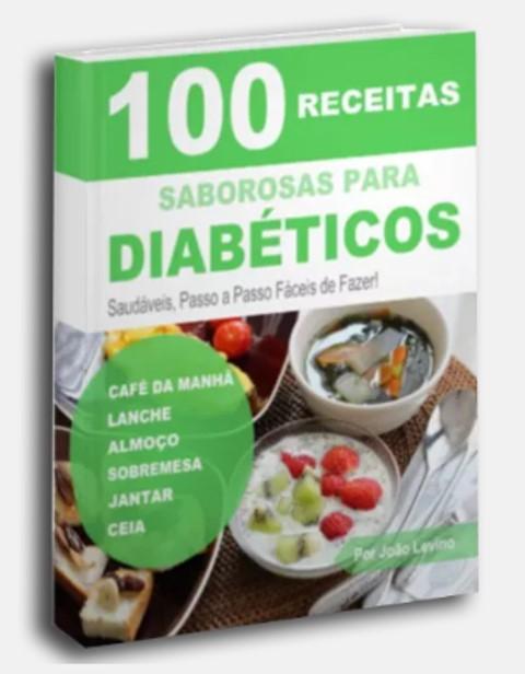 100 RECEITAS PARA DIABÉTICOS