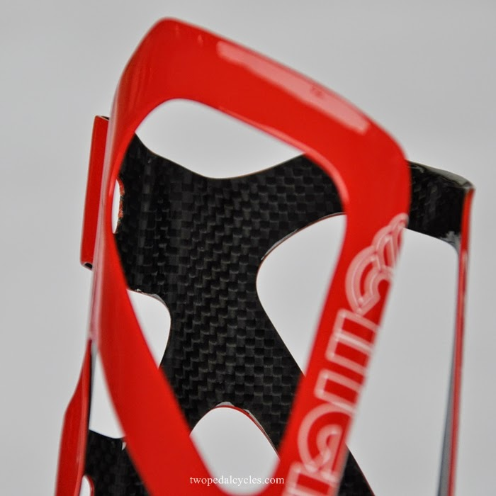 Red CINELLI HARRY/'S Bottle Cage