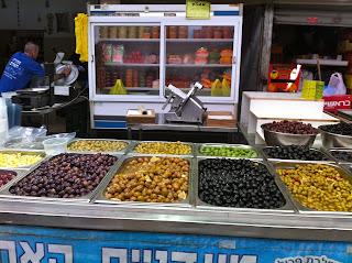 Ramla Market, Israel