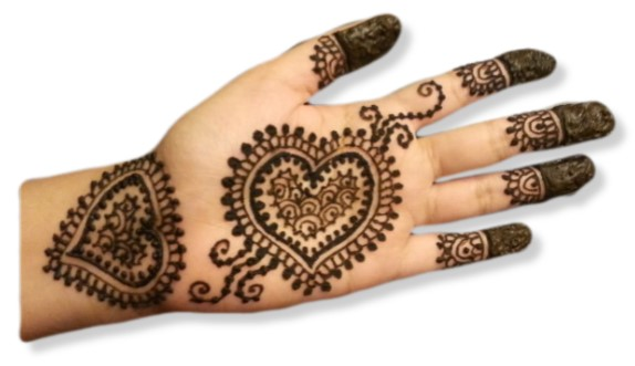 Bridal Mehndi Designs for Full Hand