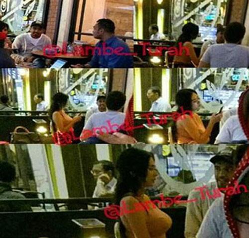 Foto Aura Kasih Kencan Dengan Glenn, Malah Bikin Netizen Salah Fokus