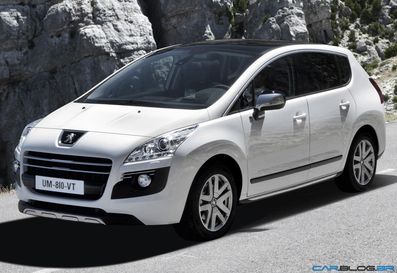 Peugeot 408 E 3008 Vencem Quot Melhor Compra 2012 Quot Da Revista