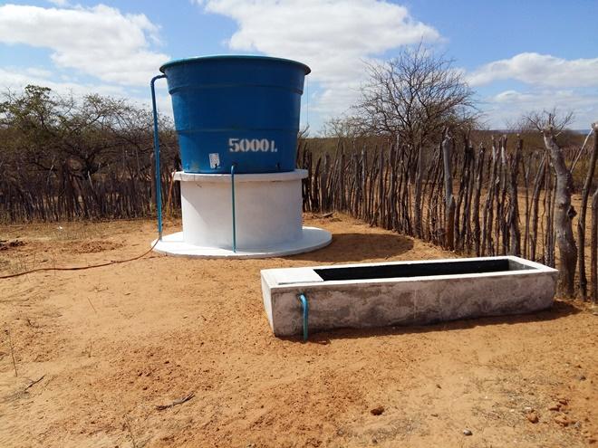 Investimento de R$ 7 milhões da Codevasf garante água a 2,9 mil famílias no semiárido baiano