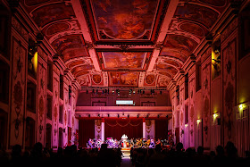 Haydn's Armida in the Haydnsaal, Schloss Esterházy at Herbst Gold 2018 (Photo Jerzy Bin)