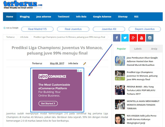 http://www.terbaruz.com/2017/07/cara-pasang-iklan-adsense-di-bawah-judul-tengah-dan-akhir-postingan.html