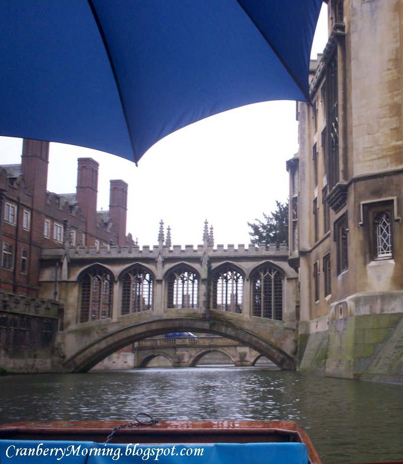 cranberry morning punting in the rain cambridge anglophile friday. Black Bedroom Furniture Sets. Home Design Ideas