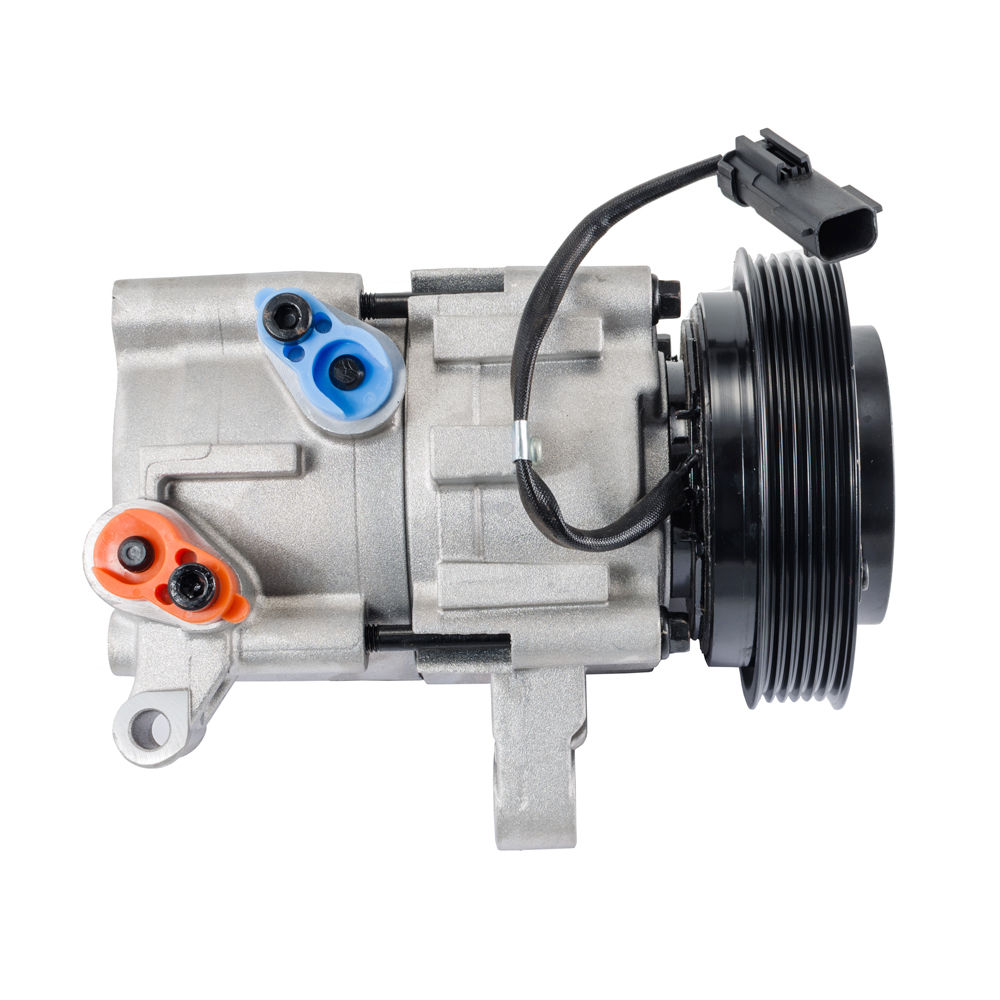 2003-2008 Jeep Liberty AC Compressor VS AC Clutch Replacement