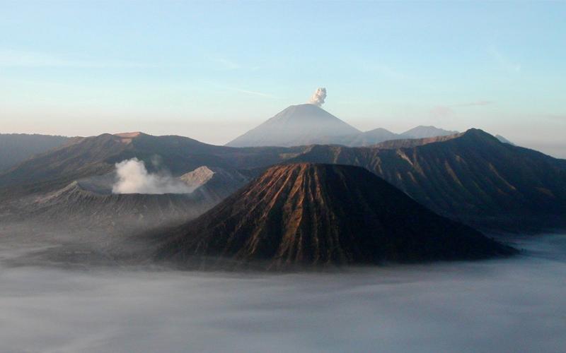 Asal Usul Sejarah Gunung Bromo