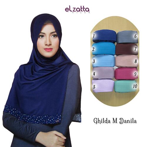Kerudung Cantik Modern | Elzatta Ghilda M Danila