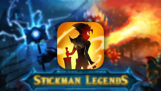 Stickman Legends: Shadow War