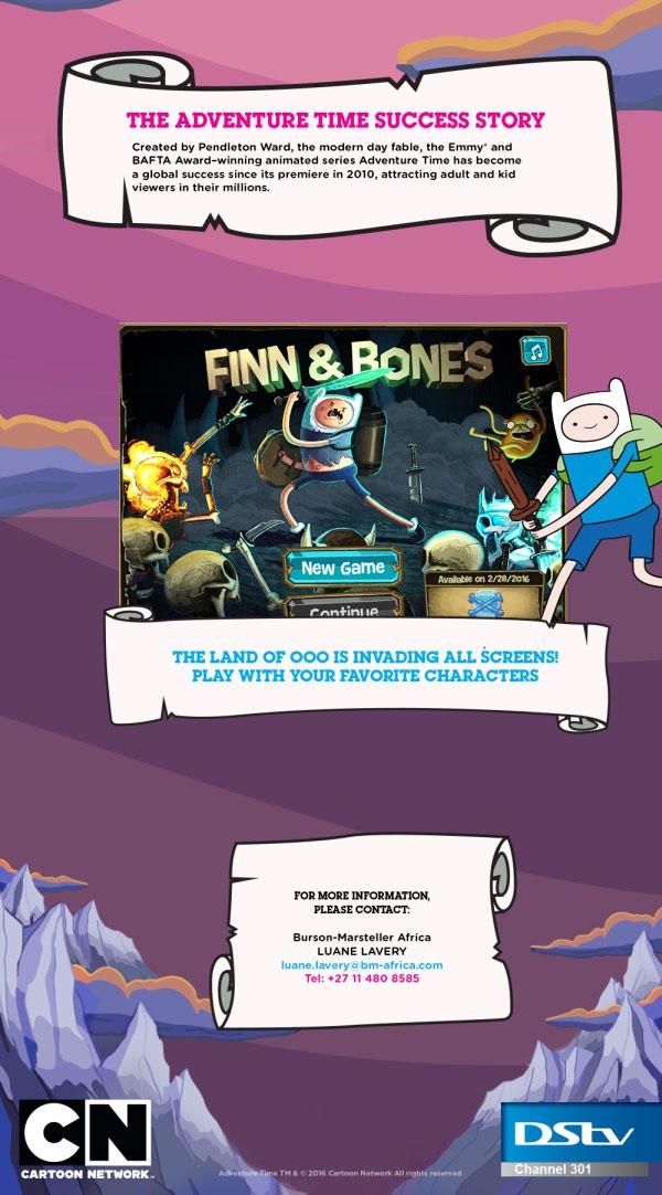 Adventure Time S On Cartoon Network Premieres Eight Part Miniseries Stakes Flatimes