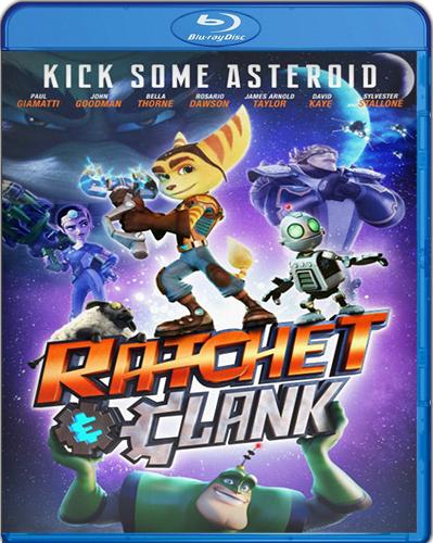 Ratchet & Clank [BD25] [2016] [Latino]