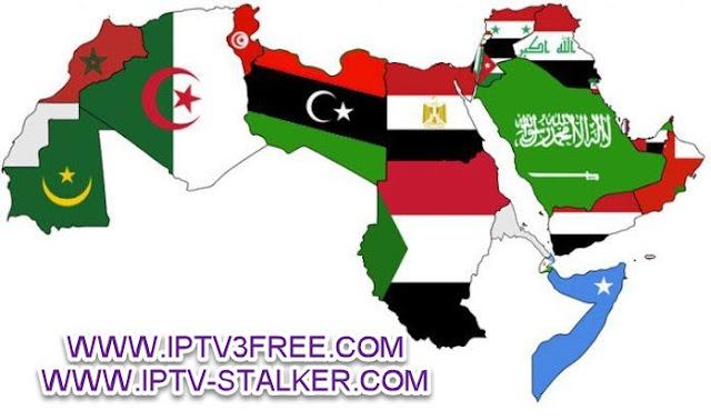 Arabic weekend live channels dialy free HQ urls m3u download [24.10.2017]