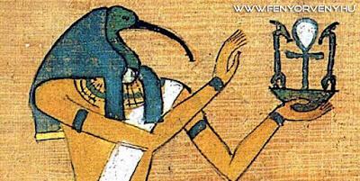 Egyiptom: Thoth könyve /teljes film/