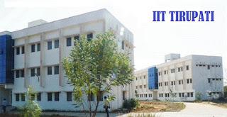 IIT Tirupati jobs,latest govt jobs,govt jobs