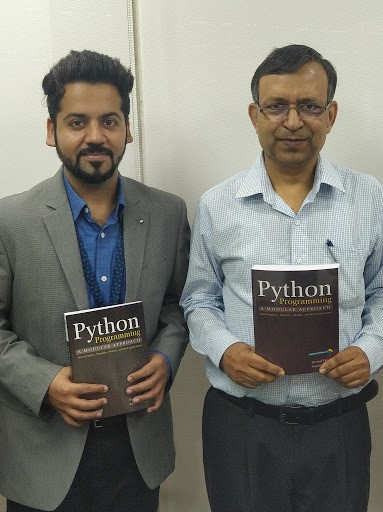 Pearson India Launches New Book on Python Programming @PearsonIn #SoftwareDevelopment