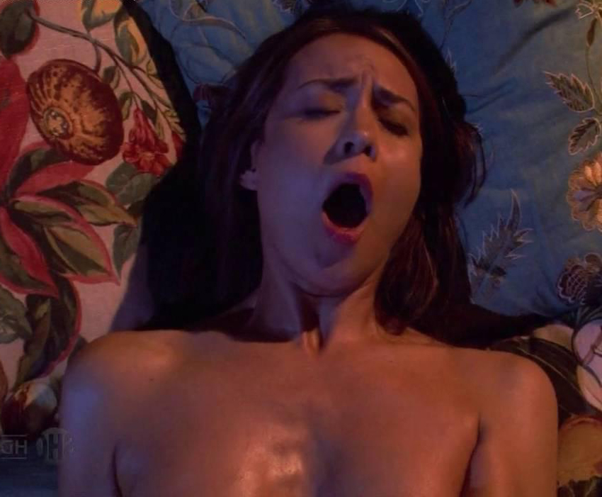 Courtney Ford Topless