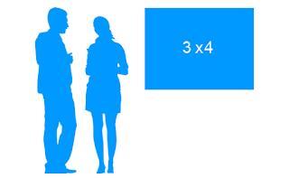 Berapa Ukuran Foto 3x4 dalam Pixel ? Lihat Disini