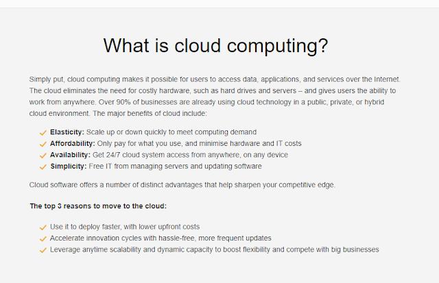 Cute SAP Cloud Hosting Providers