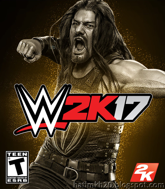 WWE 2k17 PC Game Highly Compressed 272 MB