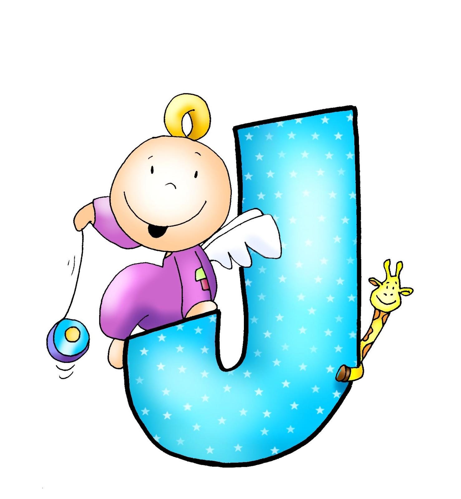 Compartiendo por amor imagenes abecedario angeles for Canciones de jardin infantes