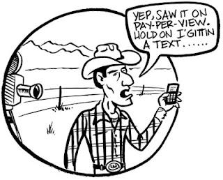 sms text marketing comic
