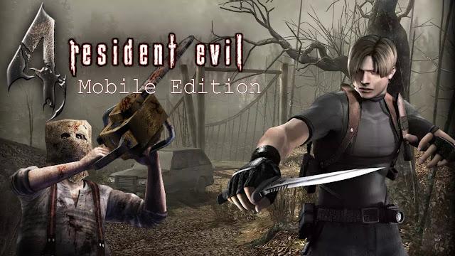 Download Resident Evil 4 v1.0.0 Mod Apk+Data Full (Unlimited) Terbaru