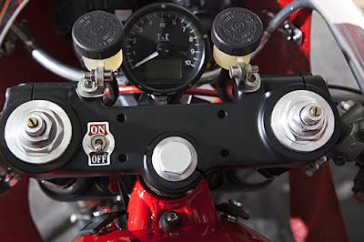 Ducati Pantah 600 TL Endurance