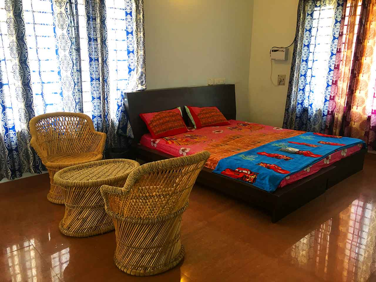 low budget beach house in ecr