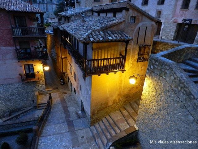 Conjunto histórico-artístico, Albarracín, Aragón, Teruel