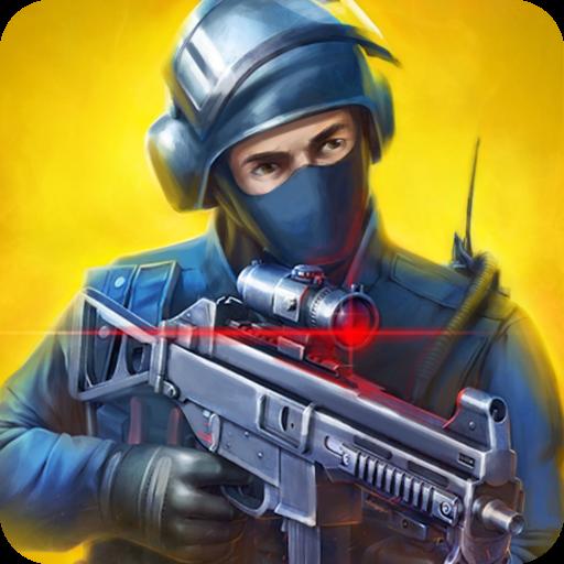 تحميل لعبة Crime Revolt – 3D Online Shooter v2.03 مهكرة للاندرويد