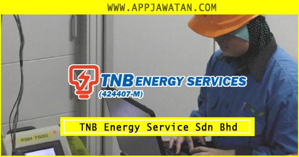 Jawatan Kosong di TNB Energy Service Sdn Bhd