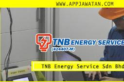 Jawatan Kosong di TNB Energy Service Sdn Bhd.