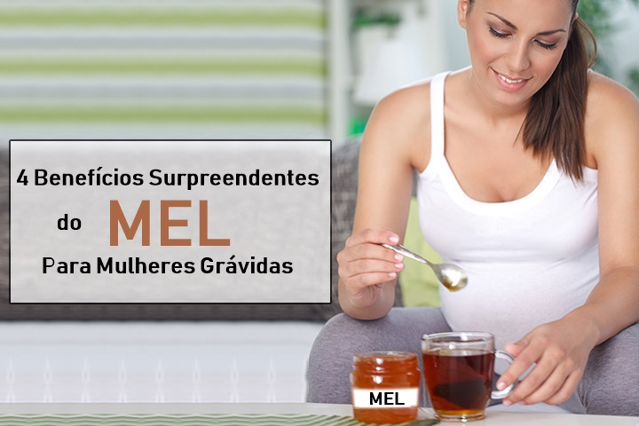 4 Benefícios Surpreendentes do Mel Para Mulheres Grávidas